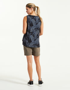 FIG Pyo Tank Black Print