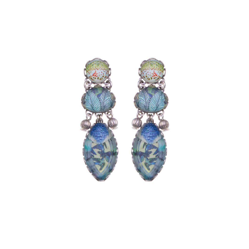 Ayala Bar Earrings #38