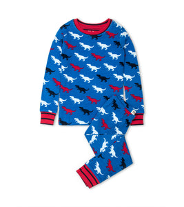 Hatley Trex long sleeve Pyjamas