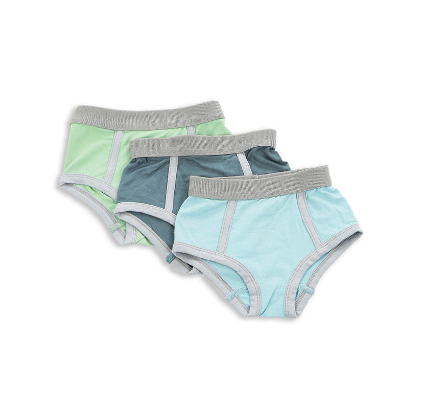 Silkberry 3pack Boy's Bamboo Undies