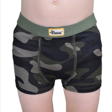 Load image into Gallery viewer, Camo Boy's Boxers
