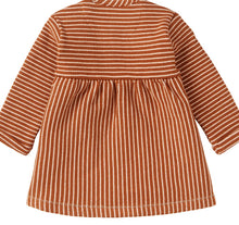 Load image into Gallery viewer, Noppies Stripe Baby Dress