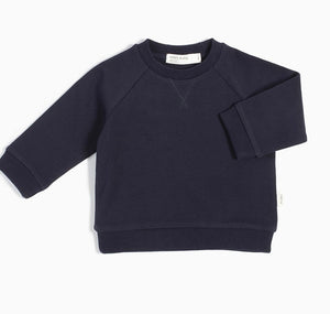 Miles Basics Kids Sweatshirt Navy