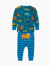 Load image into Gallery viewer, Hatley Super Hero Dino Baby Pyjamas