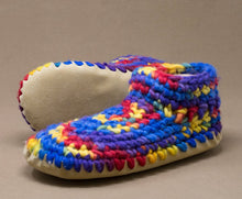 Load image into Gallery viewer, Padraig Women's Slippers Rainbow