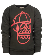 Load image into Gallery viewer, Appaman Highland Sweatshirt Olive Heather