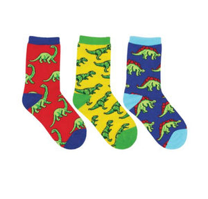 Dino-Mite 3-pack Baby Sox