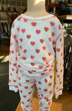 Load image into Gallery viewer, PJ Salvage Kid's Hearts Pyjamas