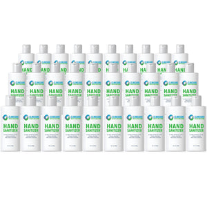 Clinicians Health Solutions Liquid Hand Sanitizer 2oz Bottle 30 Pack