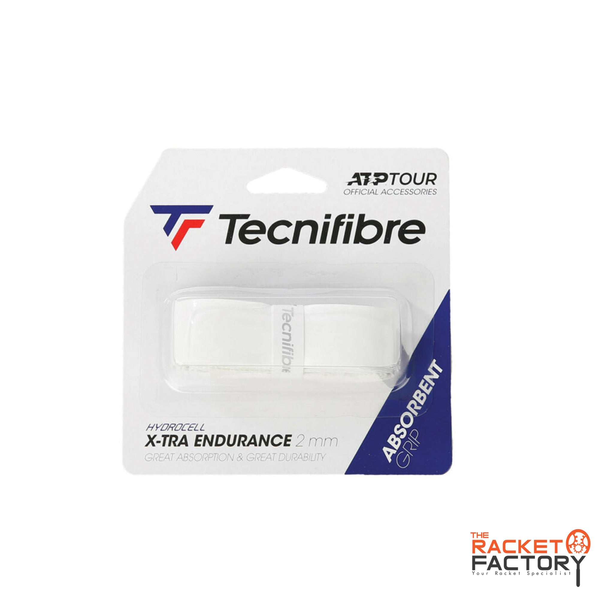 Tecnifibre ATP X-TRA Endurance Replacement Grip - Pack of 1
