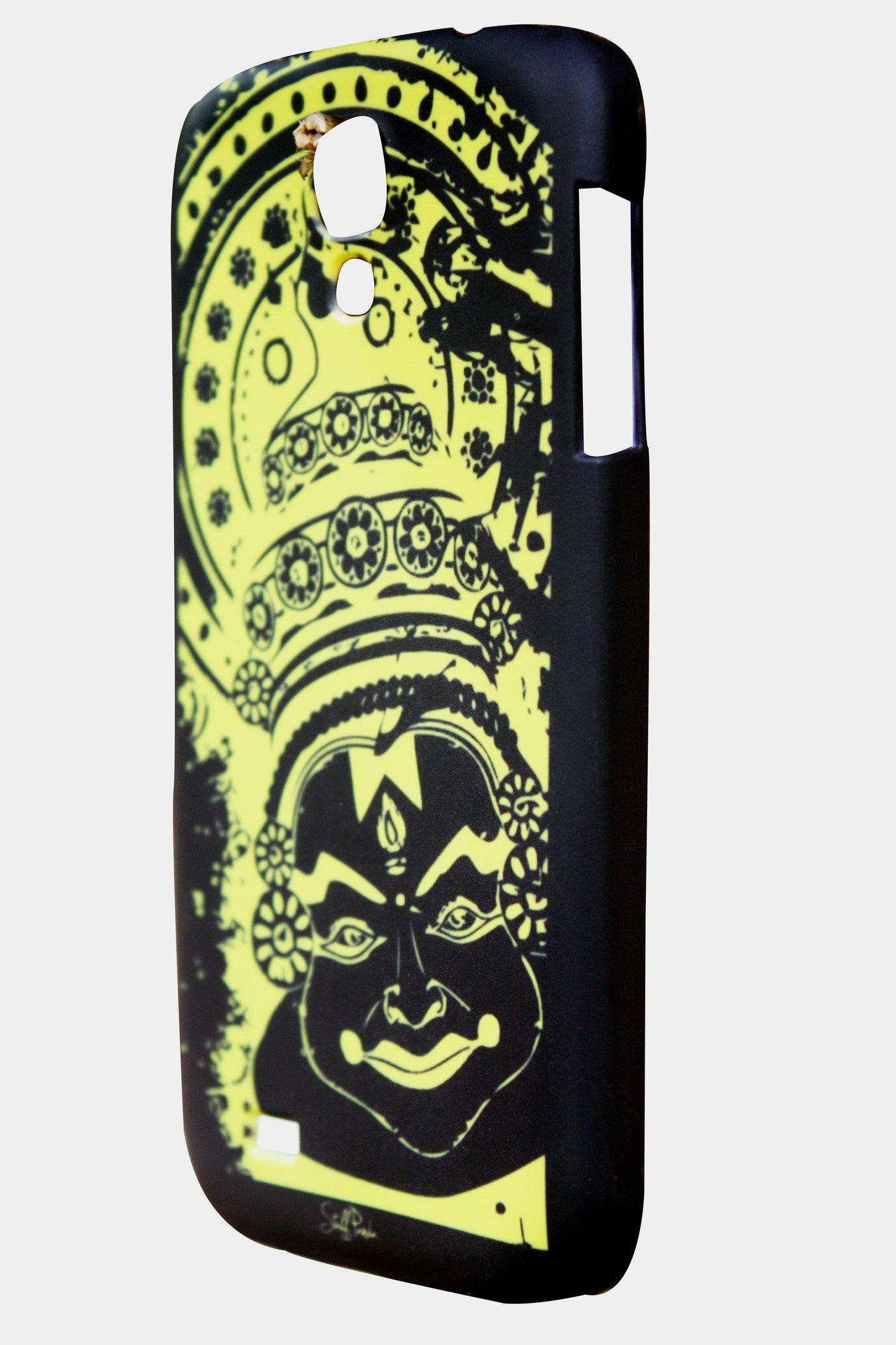 Designer dance Kathakalli Hard back cover / case for Samsung galaxy S4 - stuffpanda - 1