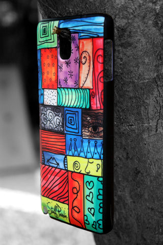 Designer funky Cool Capdaser grille hard back cover / case for Samsung Note 3
