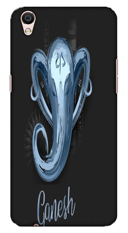 Cool Funky Lord Ganesha mobile case for Oppo F1 Plus