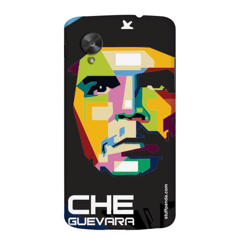 Designer Cool funky Cheguevara hard back cover / case for Nexus 5
