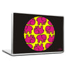 Cool Abstract Circle Elephant Ethnic Laptop cover skin vinyl decals - stuffpanda - 1