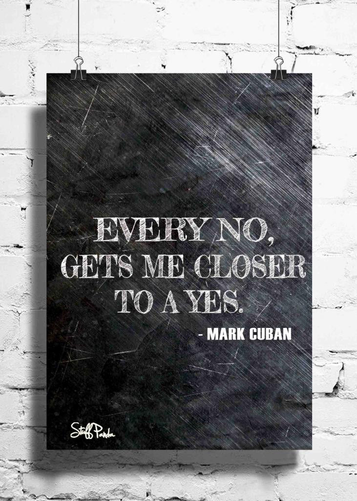Cool Abstract Motivation Every No get Me wall posters, art prints, stickers decals - stuffpanda - 1