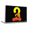 Cool Abstract Ethnic Gautam Buddha Laptop cover skin vinyl decals - stuffpanda - 1