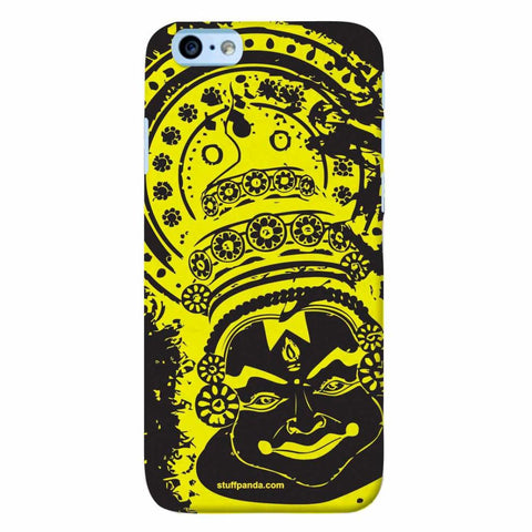 Designer Cool Ethnic Kathakali hard back cover / case for Iphone 6