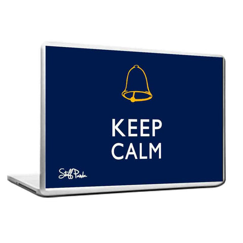 Cool Abstract Funny Ghanta Keep Calm Laptop cover skin vinyl decals