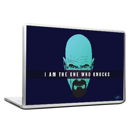 Cool Funky Breaking Bad Laptop skin vinyl decals Im the one who