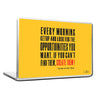 Cool Funky Motivational Every morning when Laptop skin vinyl decals - stuffpanda - 1