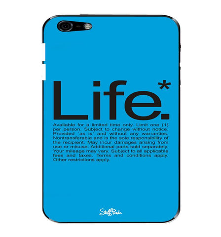 Designer Funky Funny Life  mobile back cover / case for Xiaomi MI3