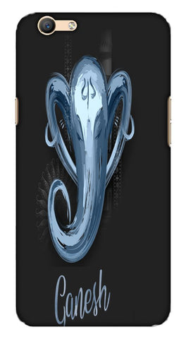 Cool Funky Lord Ganesha mobile case for Oppo F1s