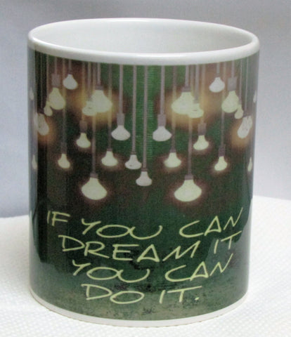 MUG - Lovely graphic with nice message Ceramic MUG