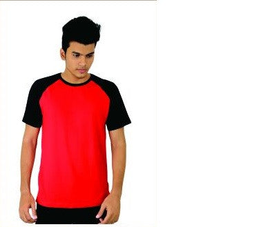 Stylish funky Cotton Red T Shirt soft touch