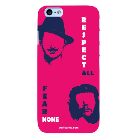 Designer Cool funky Bhagat Singh hard back cover / case for Iphone 6