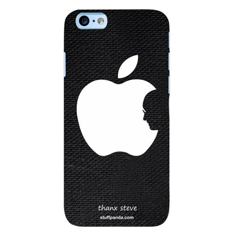 Designer Cool funky Steve Face Appple hard back cover / case for Iphone 6