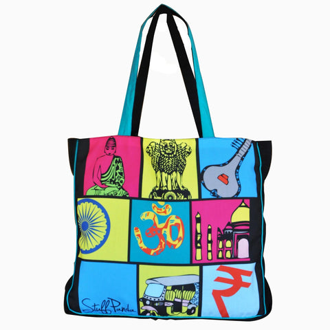 Indian boxes Jhola bag for Women