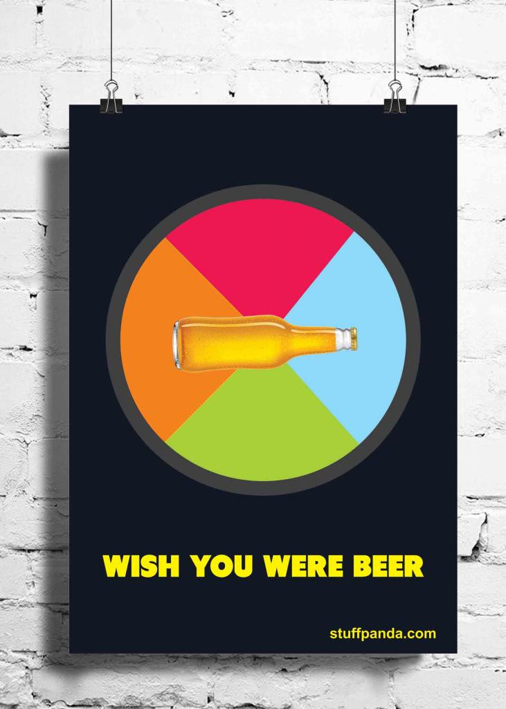 Cool Abstract music Pink Floyd wish you were wall posters, art prints, stickers decals - stuffpanda - 1