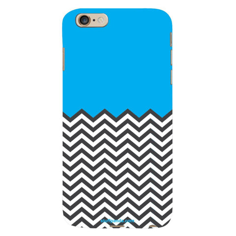 Designer Cool funky Zigzag hard back cover / case for Iphone 6 plus