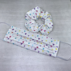 Face Cover & Scrunchie Set