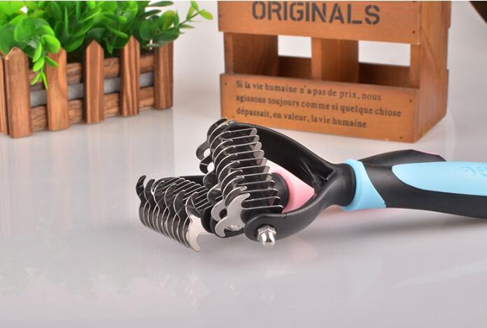 Pet supplies pet combs   knots comb large dogs with dog comb knot comb - shopix24