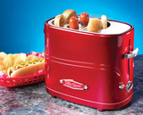 Nostalgia American home automatic mini hot dog breakfast machine sausage machine toaster - shopix24