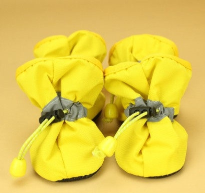 Pets, shoes, dogs, soft bottom shoes, size dogs, Teddy, home, antiskid shoes, and warm boots. - shopix24
