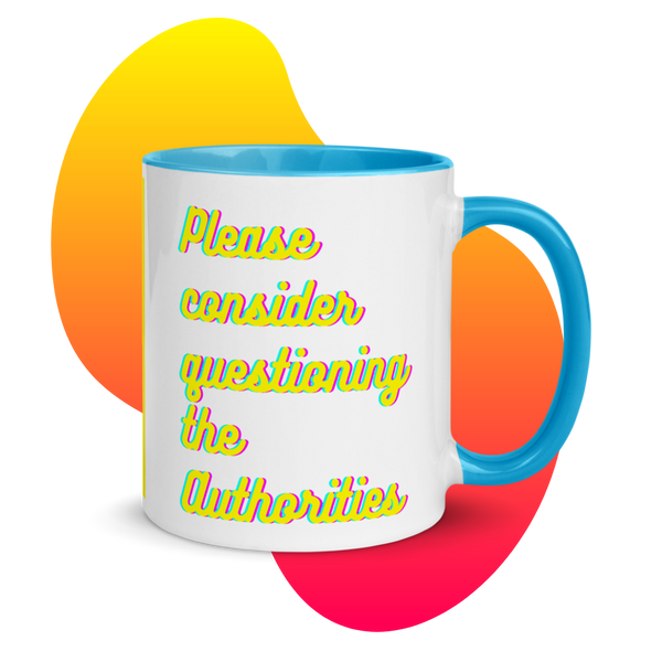Please Consider this Mug