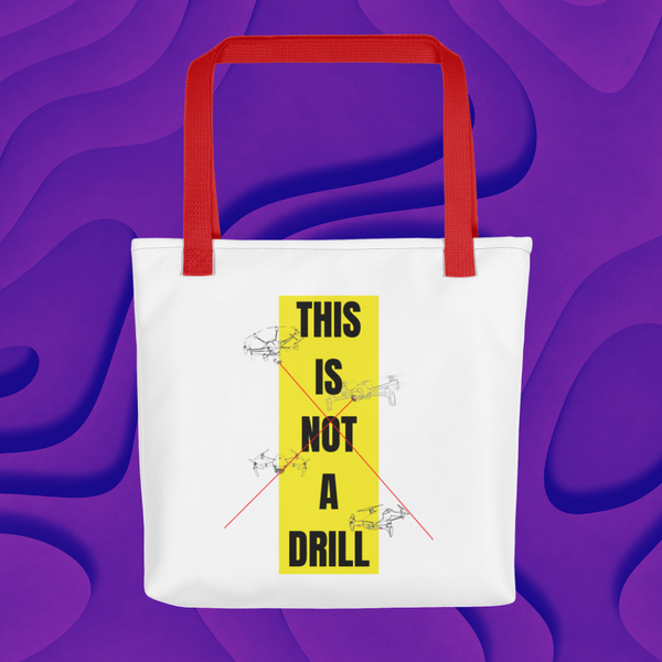 This is NOT a drill Bag