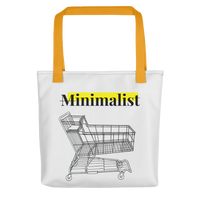 Minimalist Shopping Bag