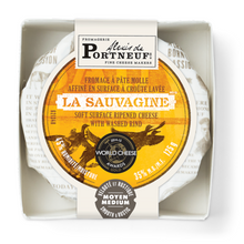 Load image into Gallery viewer, Alexis de Portneuf La Sauvagine Cheese 125 g