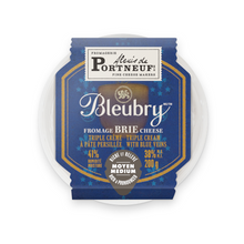 Load image into Gallery viewer, Alexis de Portneuf Bleubry Cheese 200 g