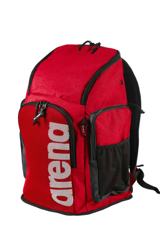Arena Team BackPack 45 Back Pack Red Melange