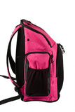 Arena Team BackPack 45 Back Pack Pink Melange