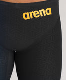 Arena Mens Powerskin Carbon Glide Jammer Black-Gold