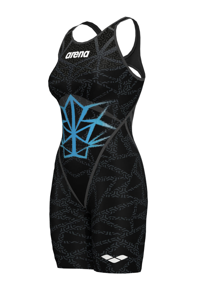 Women's Powerskin Carbon Core Fx Open Back Limited Edition - FINA approved