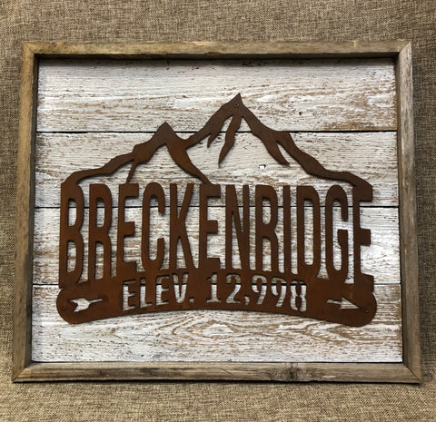 Breckenridge Elevation