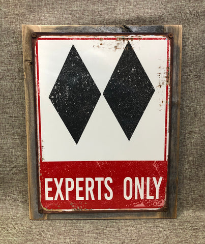 Experts Only