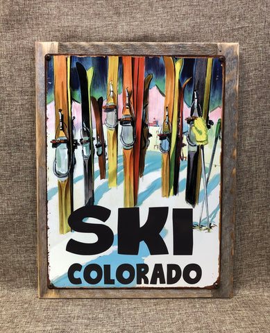 Ski Colorado Colorful